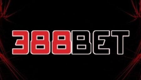388Bet – Nhà cái hỗ trợ người chơi cá cược thả ga, ra ngay quà lớn