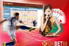 OKBET88 – Sân chơi cá cược bóng đá và casino giải trí đỉnh cao