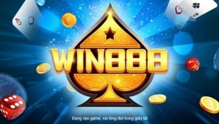 Win888 – Nhà cái có tỷ lệ ăn cược cao nhất thị trường